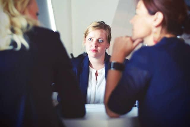 Extra stress tijdens sollicitatie met rosacea