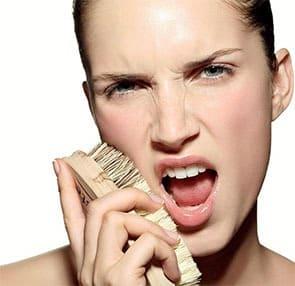 Vermijd agressieve huidverzorging bij rosacea